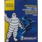CHAMBRE A AIR MICHELIN RENFORCE  100/100-18; 110/100-18;120/90-18; 130/80-18