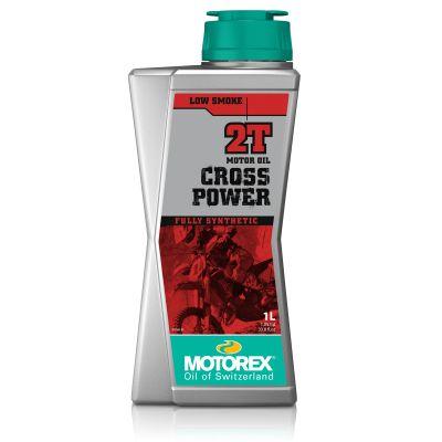 Huile Motorex Cross Power 2 Temps 1L